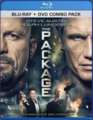 The Package (2013) Blu-ray + DVD Combo Pack cover art -- click to buy from Amazon.com