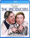 The Producers (1968): Blu-ray and DVD Combo Pack Collector's Edition cover art -- click to buy from Amazon.com