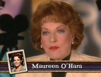 Maureen O'Hara in 'Caught in the Act'