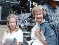 Hayley Mills and Susan Henning