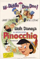 Pinocchio (1940) movie poster - click to buy and browse through others