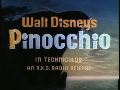 Pincchio's title screen is seen in its theatrical trailer.