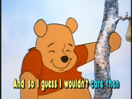 Sing A Song With Pooh Bear And Piglet Too Sing Along Songs