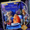 "Disney has issued cover art and information on their seventh Platinum Edition DVD, ""Lady and the Tramp"", to be released next February. Scroll down for more."