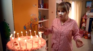 Abigail Jensen (Debby Ryan) has been looking forward to her 16th birthday from a young age, but she didn't think it would start with a lit cake first thing in the morning.
