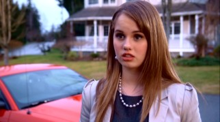 Be careful what you wish for... Abby Jensen (Debby Ryan) winds up the worst thing in the world: an independent blazer-wearing 22-year-old grownup.