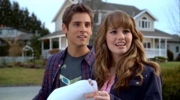 Lovelorn Jay Kepler (Jean-Luc Bilodeau) and his bus stop BFF Abby (Debby Ryan) are amazed to find her first two of sixteen birthday wishes instantly granted.