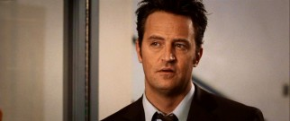 "Could he BE any more disenchanted with adulthood? Matthew Perry (Chandler Bing from ""Friends"") plays grown-up Mike O'Donnell, who confesses to a mysterious janitor that he was happier twenty years ago."