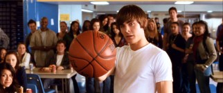 Mark's (Zac Efron) lunchroom antics reveal that 21st century high school bullies are stood up to with the aid of basketball drills.