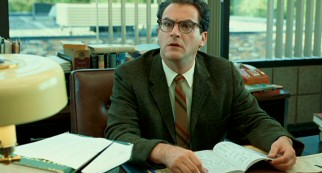 """A Serious Man"" is a title that physics professor protagonist Larry Gopnik (Michael Stuhlbarg) aspires to as his life is turned upside-down in the Coen Brothers' latest film."
