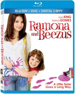 Ramona and Beezus Blu-ray + DVD + Digital Copy cover art