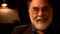 Up close and smiling, Francis Ford Coppola introduces his film from Europe, explaining just what the heck he's been doing the past ten years.