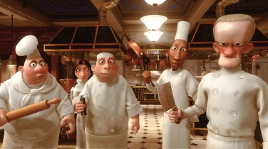 Ratatouille film review