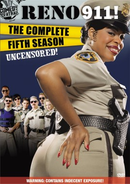 Buy Reno 911!: The Complete Fifth Season Uncensored! DVD from Amazon.com