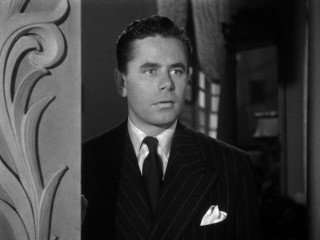 Johnny (Glenn Ford) can't believe his eyes and neither can we.