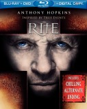 The Rite Blu-ray + DVD + Digital Copy cover art -- click to buy from Amazon.com