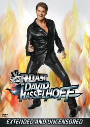 Comedy Central Roast of David Hasselhoff DVD cover art -- click to buy from Amazon.com