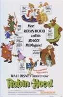Robin Hood (1973) movie poster