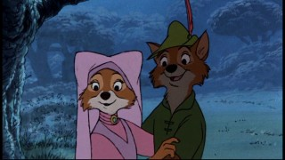 """Now you're all grown up inside of me""? What on earth is Maid Marian singin' about?"