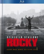 Rocky: Limited Edition Blu-ray Book cover art -- click to buy from Amazon.com