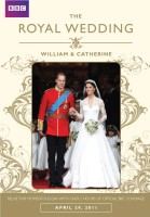 The Royal Wedding: William & Catherine BBC DVD cover art - click to buy DVD from Amazon.com
