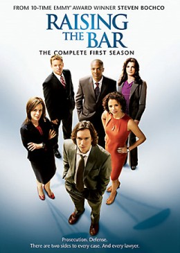 Buy Raising the Bar: The Complete First Season on DVD from Amazon.com