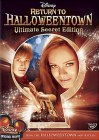 Return to Halloweentown DVD cover art