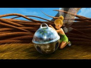 "The world's most famous fairy tinkers with a bell in this preview for ""Disney Fairies""."