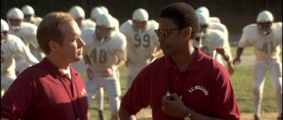 Coach Yoast doesn't always see eye-to-eye with Coach Boone.