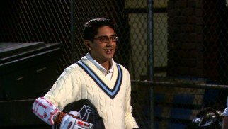 Are ya ready for some cricket?! Timmy (Adhir Kalyan) clearly is.