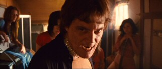 Michael Shannon definitely makes a lasting impression as the band's freaky, irritable manager/record producer Kim Fowley.