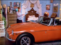 Sabrina's inexpensive automobile from the Other Realm is nothing but trouble.