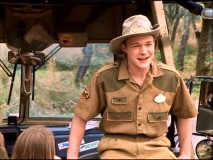 Harvey serves as a Kilimanjaro Safaris guide in the episode that promotes the heck out of Disney World's then-new Animal Kingdom theme park.