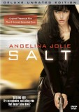 Salt: Deluxe Unrated Edition DVD cover art -- click to buy from Amazon.com