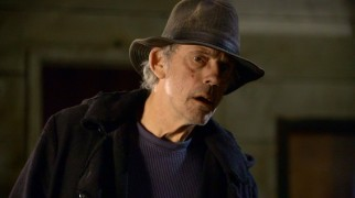 The great Christopher Lloyd plays Fernfield's creepy neighborhood dogcatcher Stan Cruge, a villain whose name the film doesn't even bother to payoff. (S. Cruge. Get it? Scrooge!)