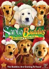 Santa Buddies: The Legend of Santa Paws revised DVD cover art
