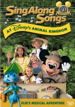 Buy Sing Along Songs at Disney's Animal Kingdom: Flik's Musical Adventure from Amazon.com