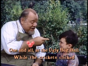 "Goateed individuals don't often turn up on a Sing Along Songs program, which makes the presence of Burl Ives and the charming ""Ugly Bug Ball"" all the more appreciated here."