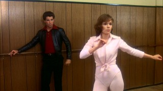 Tony admires the dancing abilities of Stephanie (Karen Lynn Gorney), a young lady who seems to be going places in life.