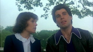 In one of the movie's tender latter moments, Stephanie and Tony (Travolta) talk about the bridge connecting two distant worlds, Brooklyn and Manhattan.