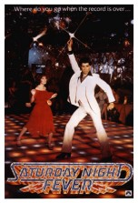 Saturday Night Fever movie poster