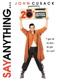Buy Say Anything...: 20th Anniversary Edition DVD from Amazon.com