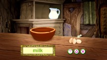 "Milk, milk, lemonade... eggs. Get talked down to in the ""Fun with Language Game."""