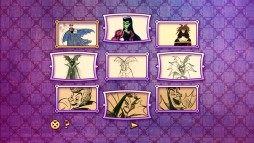 Early visions of Maleficent are seen in her Character Design gallery.