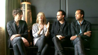 The four members of the Toronto indie rock band Metric (Joules Scott-Key, Emily Haines, Jimmy Shaw, and Josh Winstead) discuss the film's music and the song they contributed.