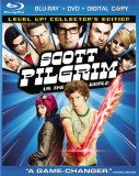 Scott Pilgrim vs. the World Blu-ray + DVD + Digital Copy combo cover art - click to buy from Amazon.com