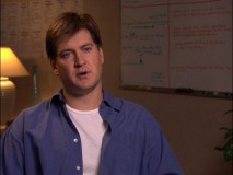 """Scrubs"" creator/writer/producer/director Bill Lawrence again appears in just about every featurette on the set."