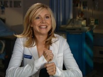"Sarah Chalke is at the forefront of both ""The New Elliot"" and ""Is There a Doctor in the House?"" featurettes."