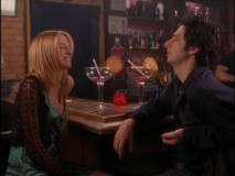 "J.D. (Zach Braff) has his best opportunity yet to hook up with Molly (Heather Graham) in ""My Best Laid Plans."""