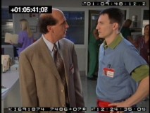 "Ted and Doug have a little showdown in this deleted scene from ""My Quarantine."""